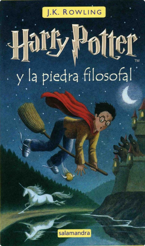 harry potter y la piedra filosofal introduccion