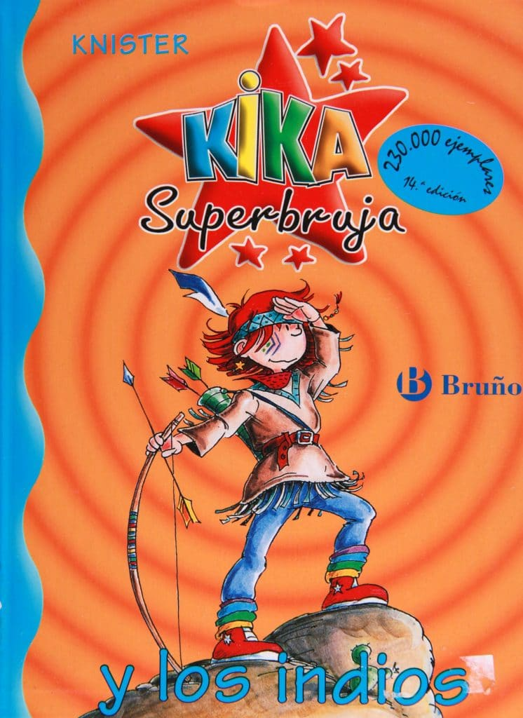 kika superbruja