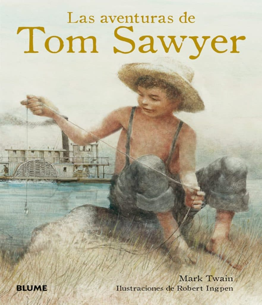 Las aventuras de Tom Sawyer-2