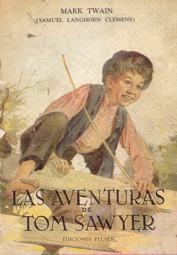 Las aventuras de Tom Sawyer-4