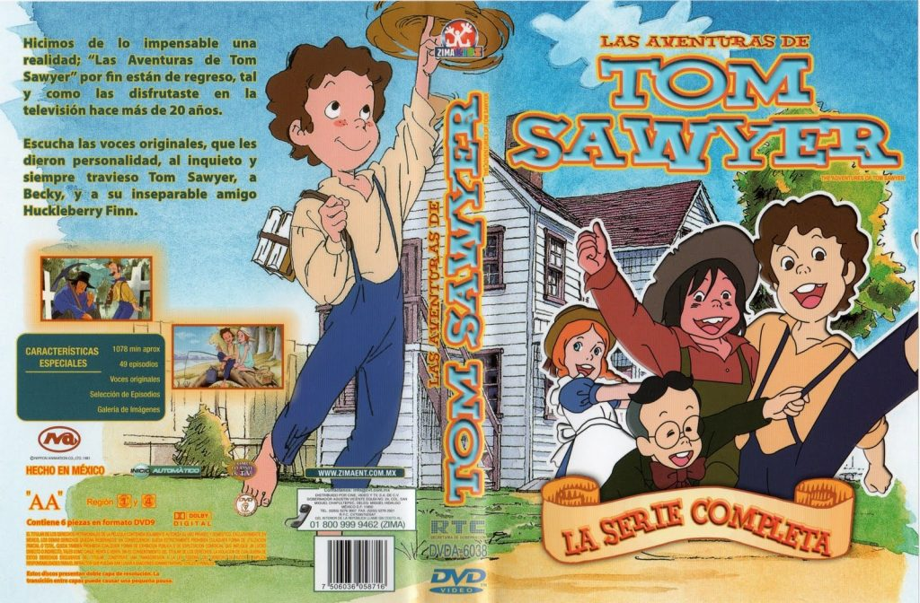 Las aventuras de Tom Sawyer-7
